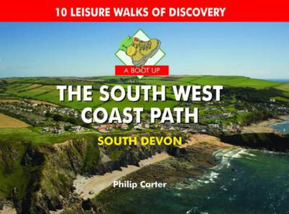 Boot Up the South West Coast Path - South Devon