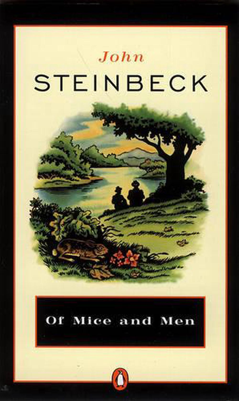 the importance of dreams in of mice and men by john steinbeck The novel 'of mice and men', written by john steinbeck is a truly fascinating novel based upon the theme of dreams this novel was published in 1937, which was towards the end of 'the great depression' that hit the united states.