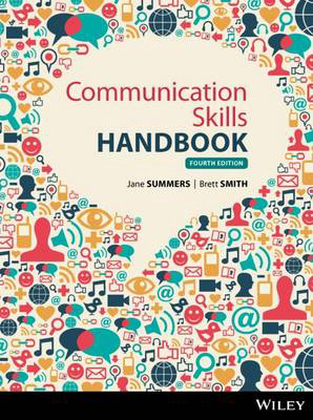 Communications Skills Handbook, 1st Edition