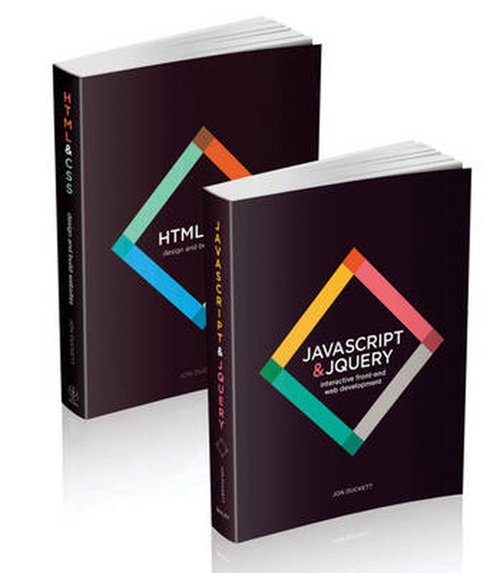 Web Design with HTML, Css, JavaScript and Jquery Set, 1st Edition