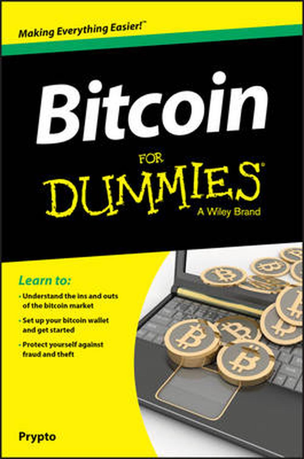 Minage bitcoins for dummies lost all my money sports betting