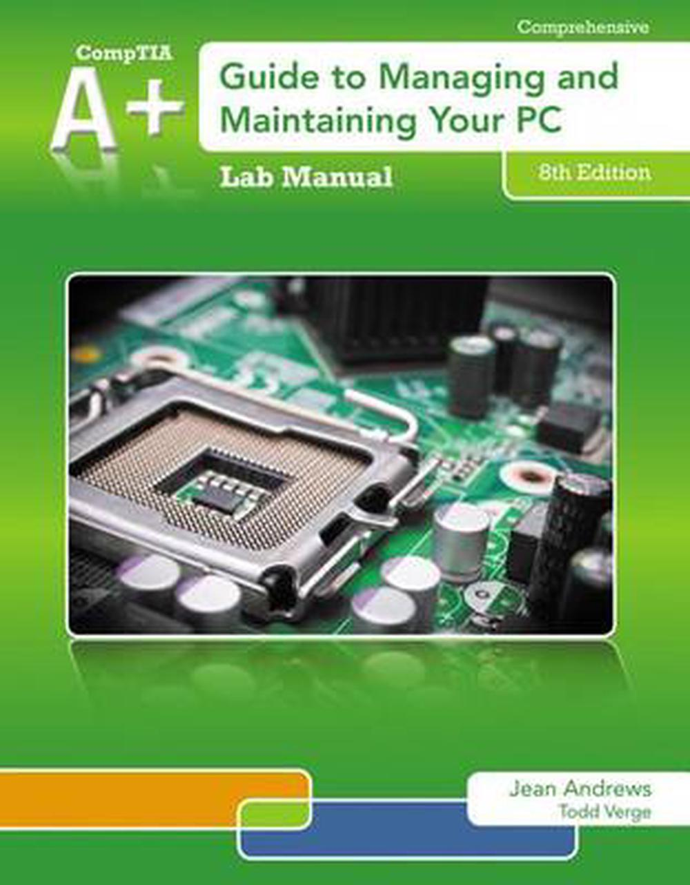 Lab Manual For Andrews A Guide To Managing Maintaining Your Pc Electronic Circuit I