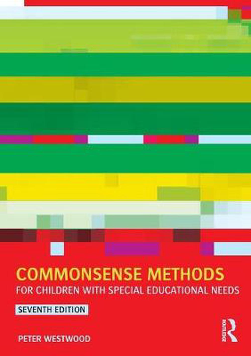 Commonsense Methods for Children with Special Educational Ne