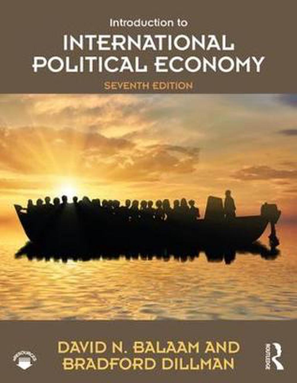 Introduction to International Political Economy, 7th Edition