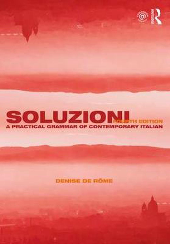 Soluzioni, 4th Edition