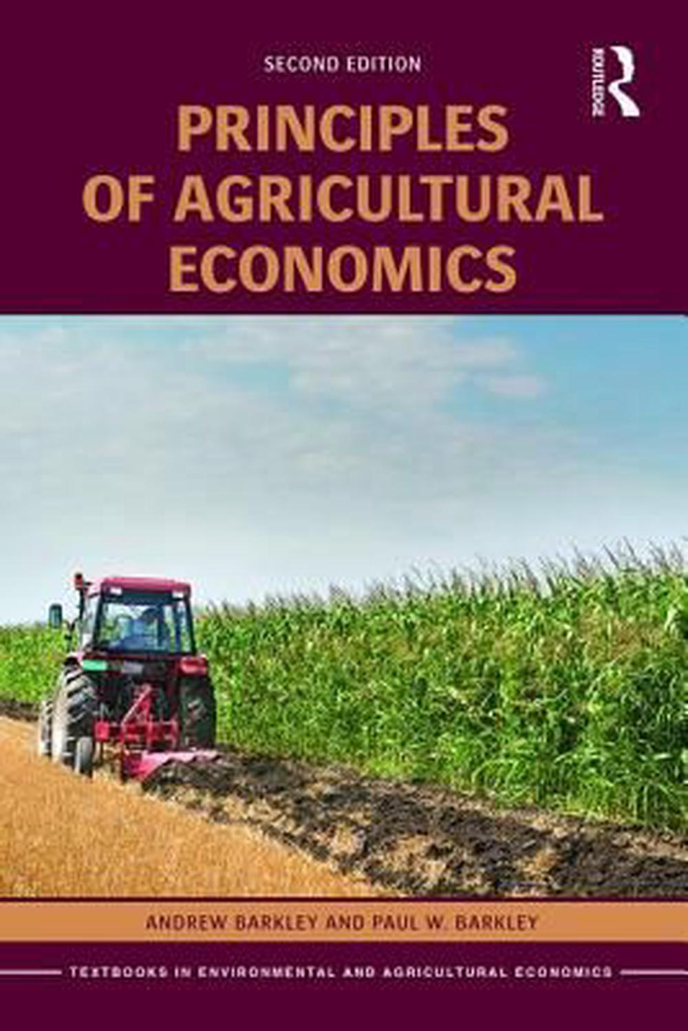 Principles of Agricultural Economics, 2nd Edition