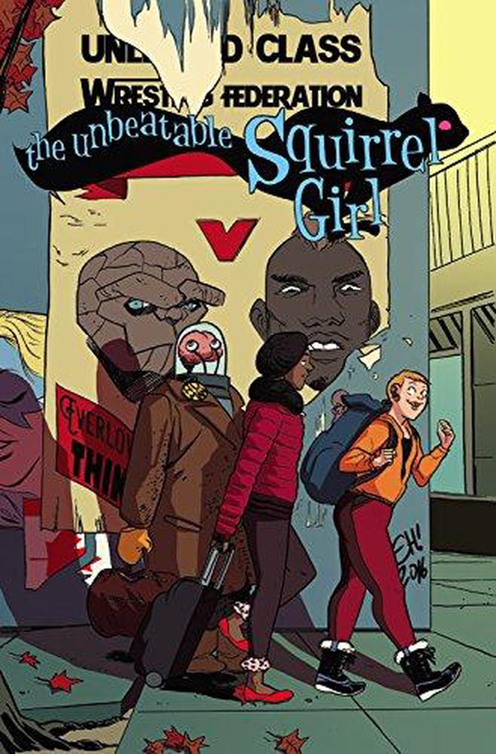 Unbeatable Squirrel Girl Vol. 5: Like I'm The Only Squirrel