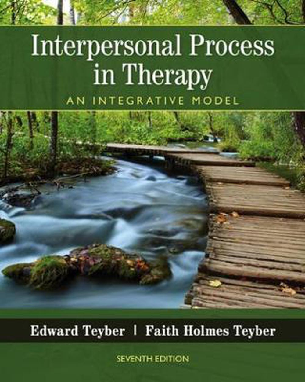 Interpersonal Process in Therapy, 7th Edition