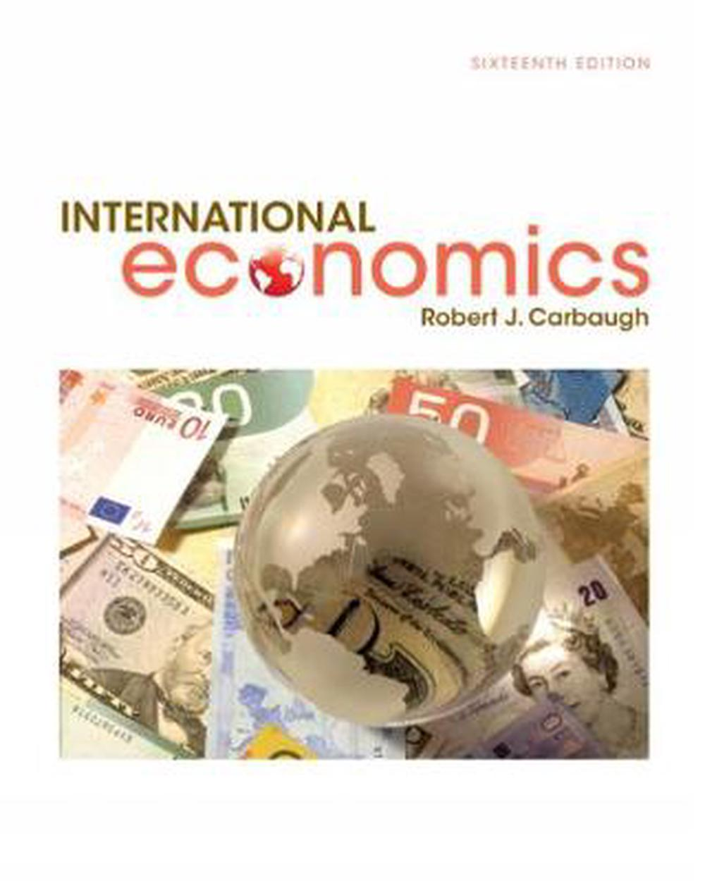 International Economics, 16th Edition