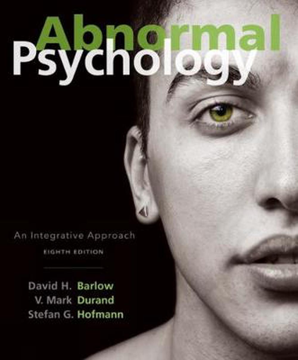 Abnormal Psychology, 8th Edition