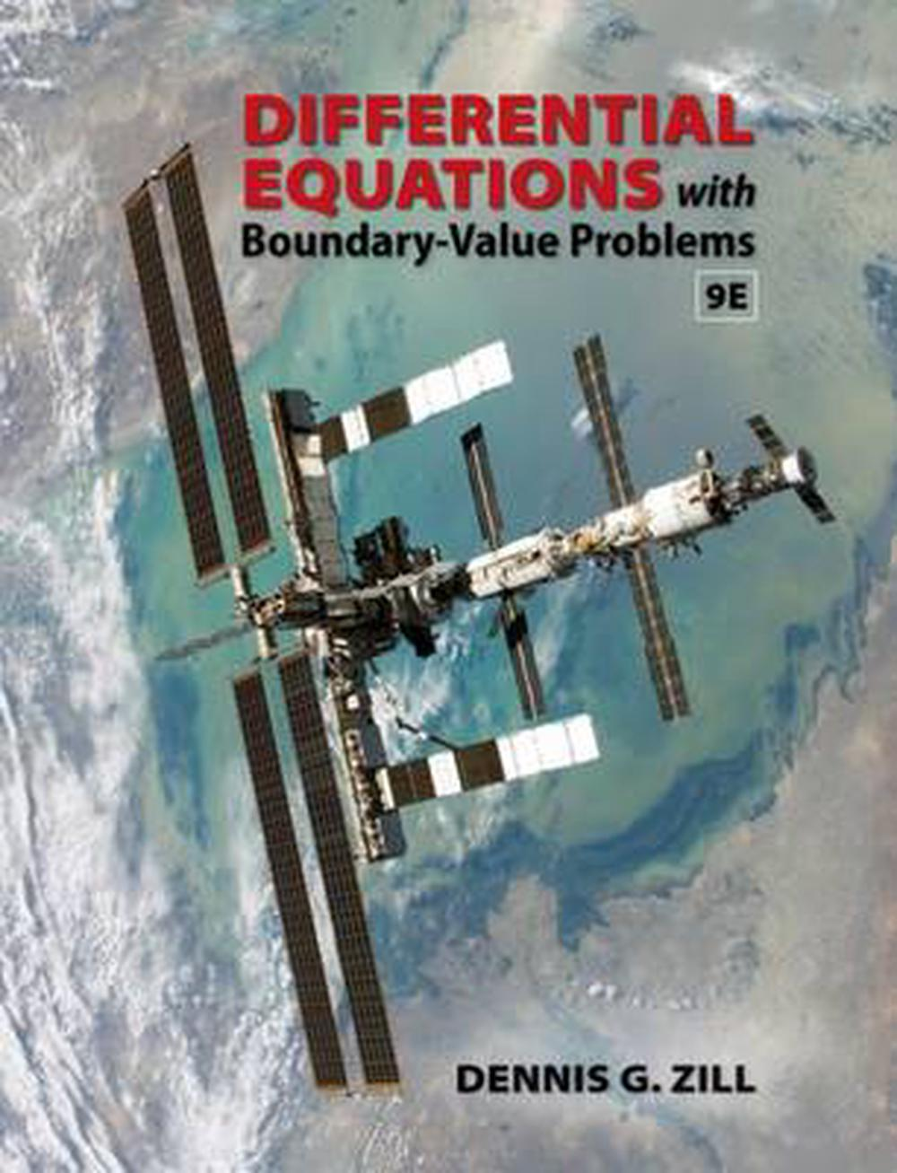Differential Equations with Boundary-Value Problems, 9th Edition