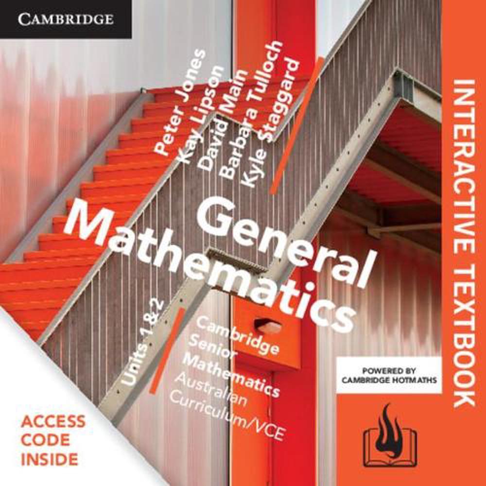 CSM VCE General Mathematics Units 1 and 2 Digital (Card)