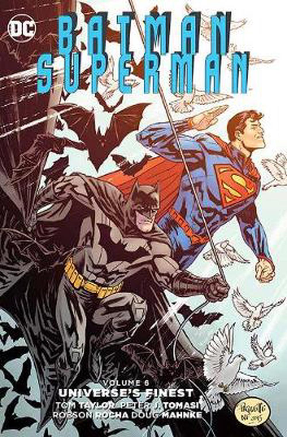Batman Superman HC Vol 6