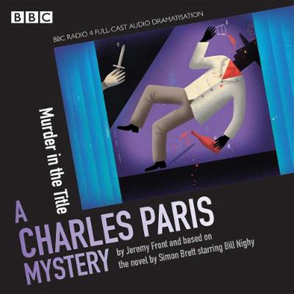 Charles Paris: Murder in the Title