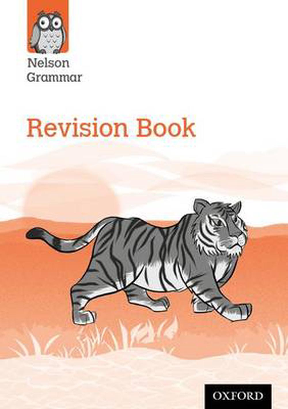 Nelson Grammar Revision Book Year 6/p7
