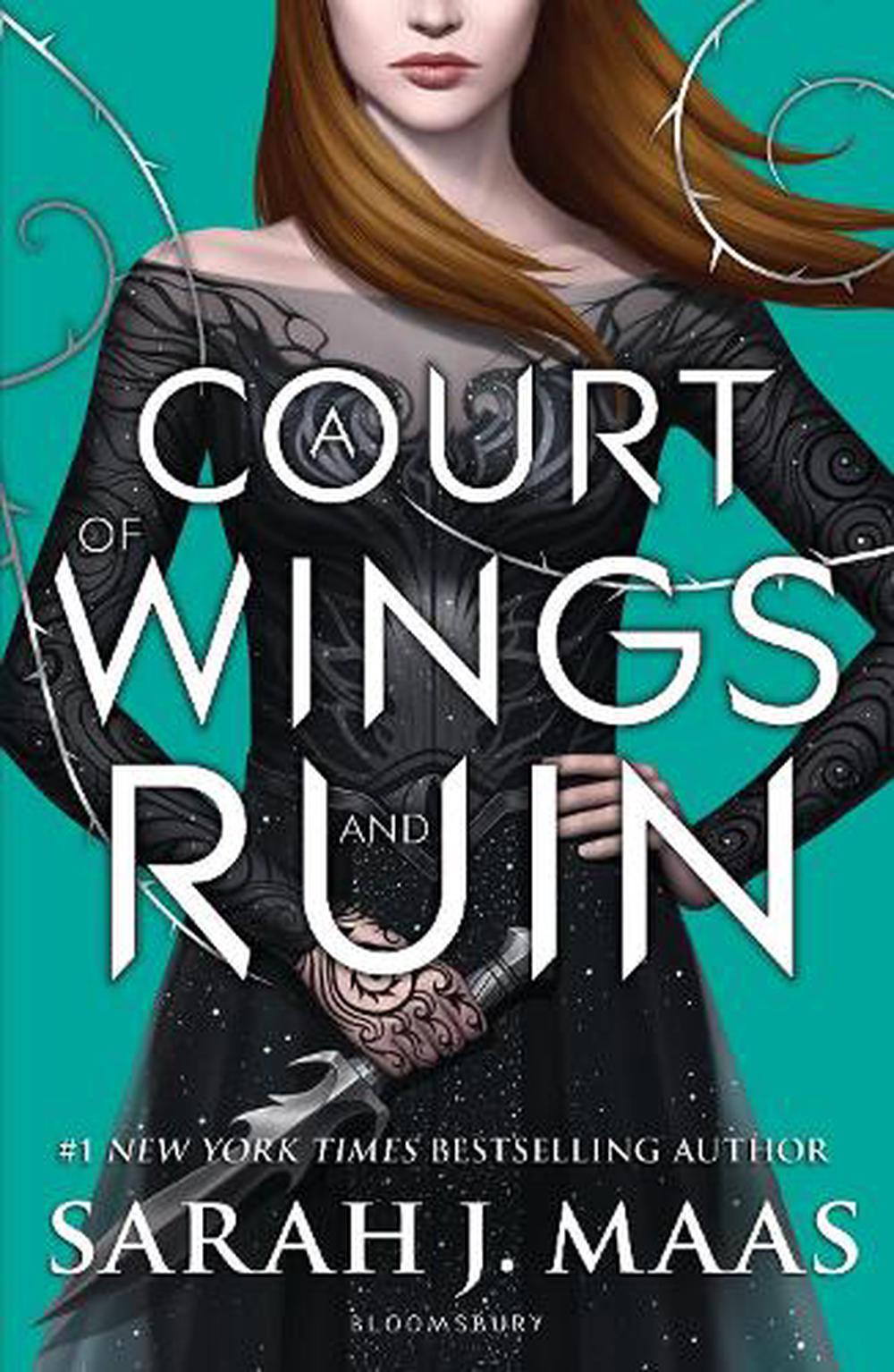A Court of Wings and Ruin: A Court of Thorns and Roses Book 3