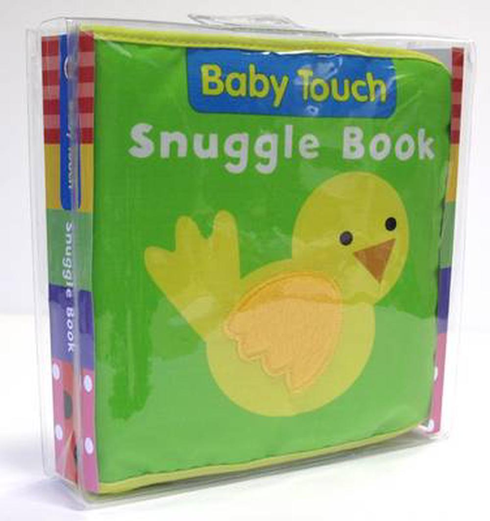 Baby Touch: Snuggle Cloth Book by Ladybird, Cloth/Bath Books ...