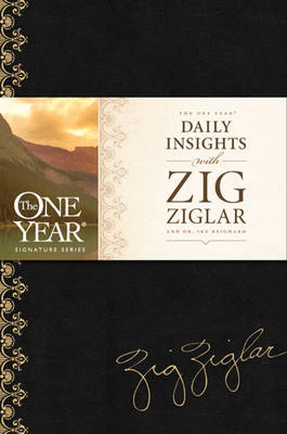 One Year Daily Insights With Zig Ziglar, The