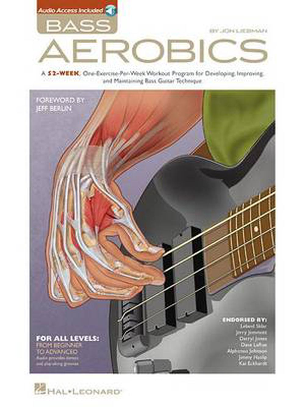 Bass Aerobics - Book/online audio
