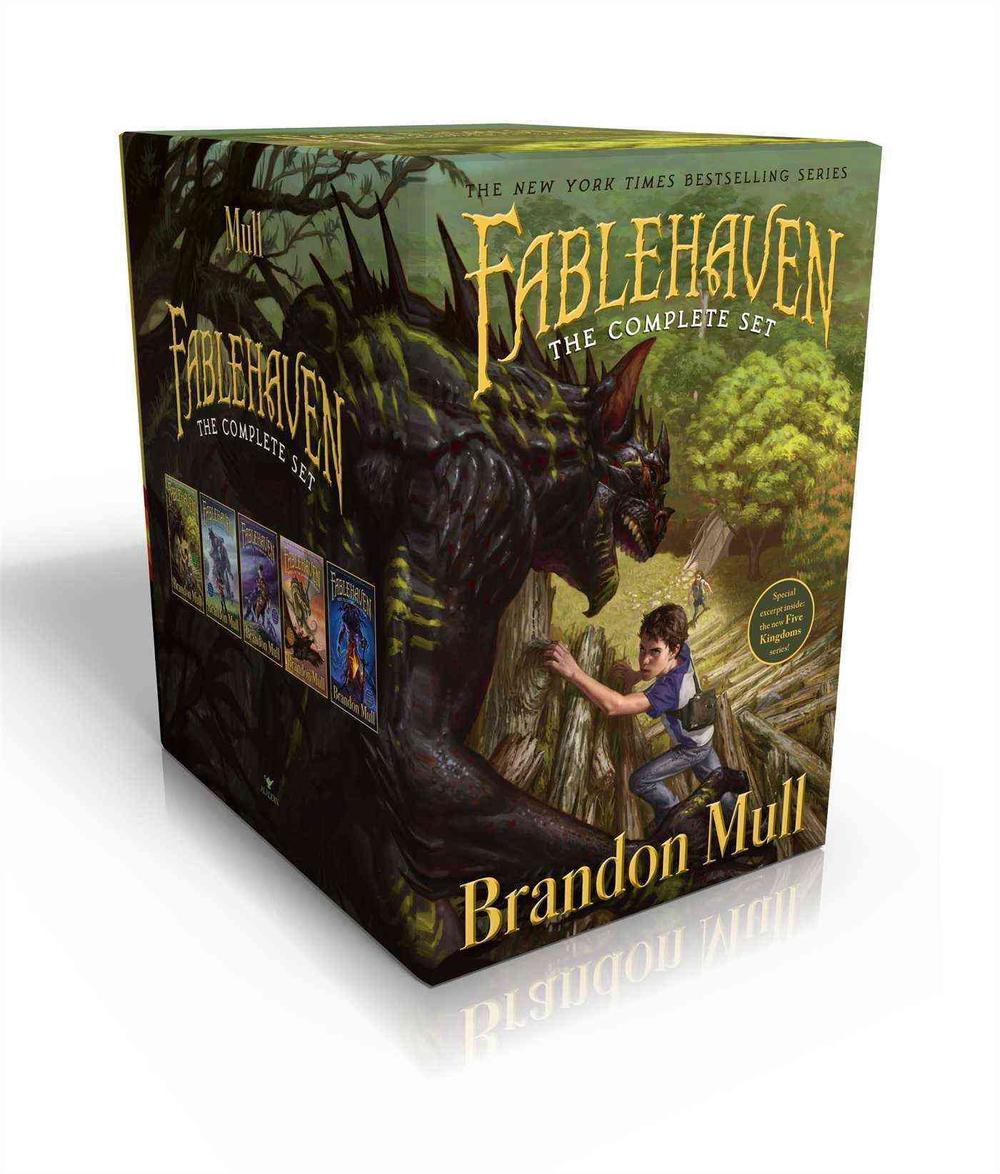 an analysis of the character of seth in fablehaven a childrens literature fantasy series by brandon  Series: fablehaven series by cover the caretaker's guide to fablehaven by brandon mull: companion (show numbers) use the | character to divide the number.