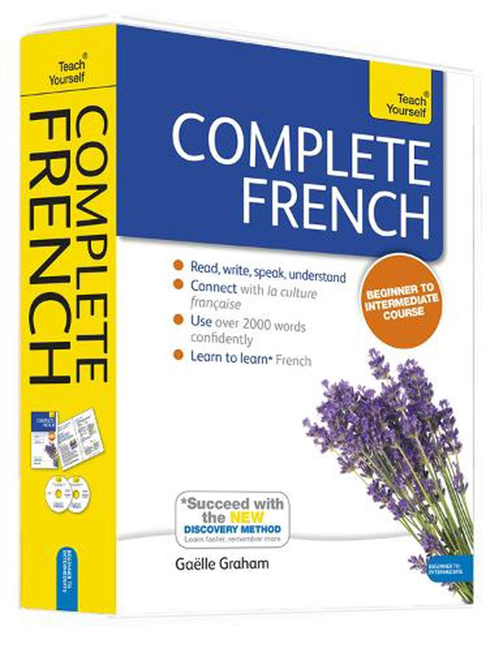 Complete French Beginner to Intermediate Book and Audio Cour