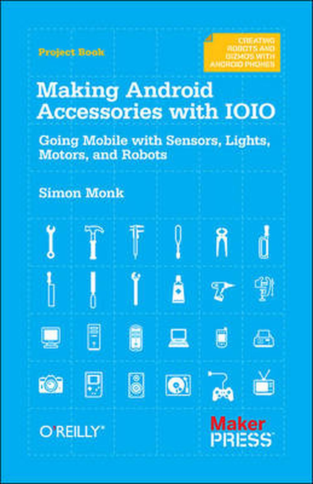 Making Android Accessories with the IOIO