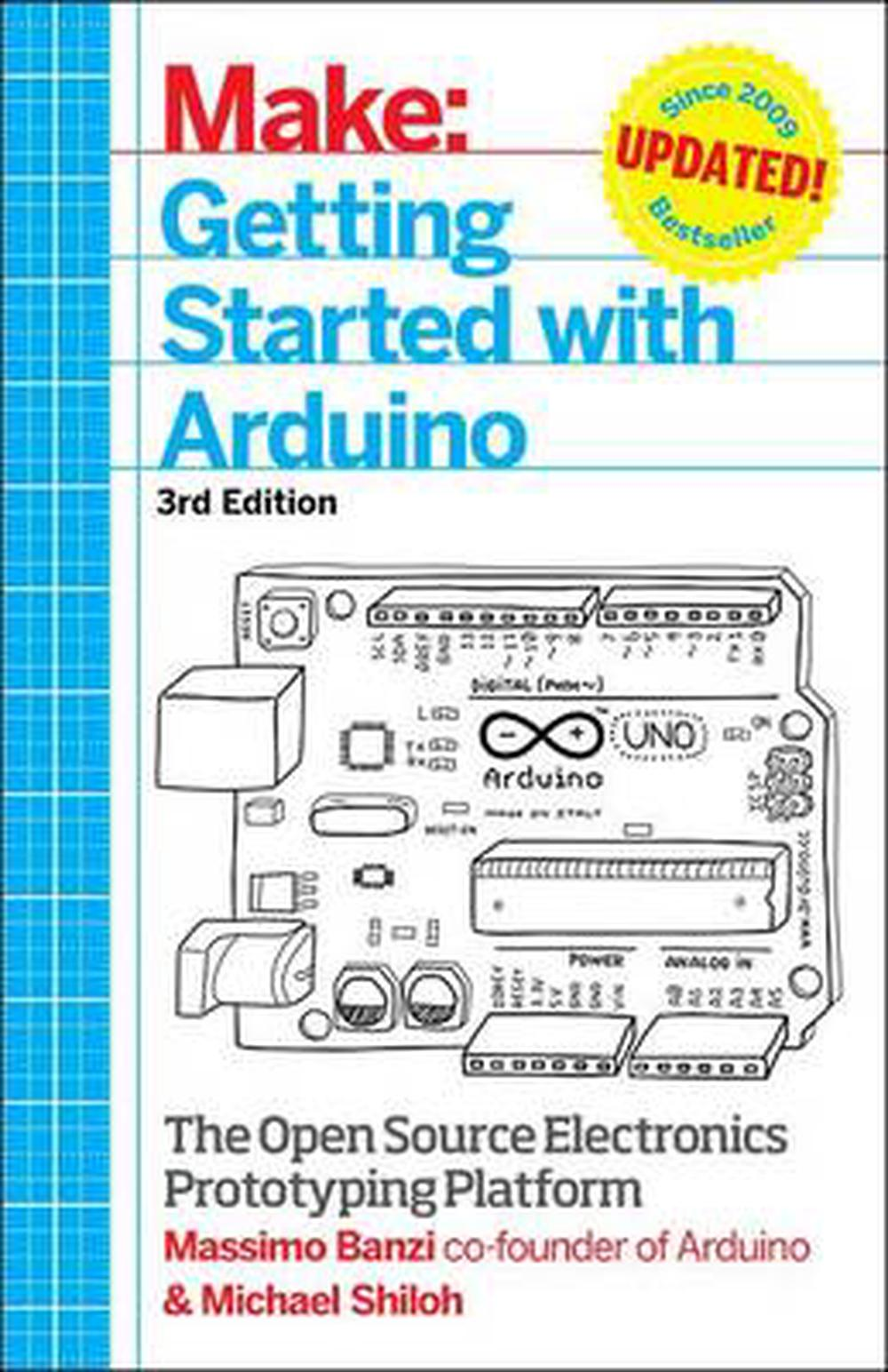 Make - Getting Started With Arduino