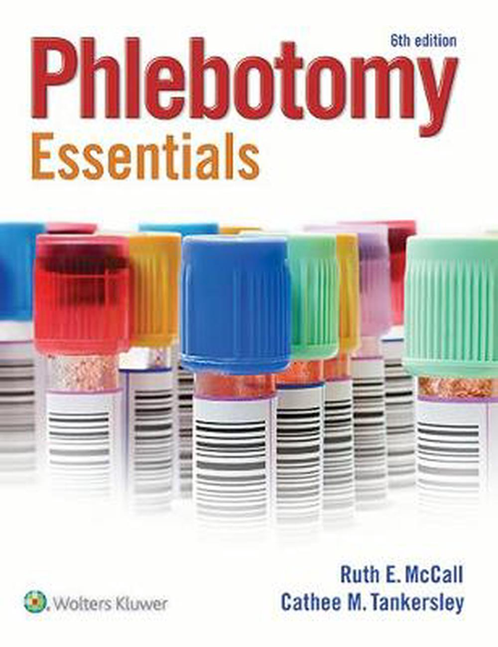 Phlebotomy Essentials, 6th Edition