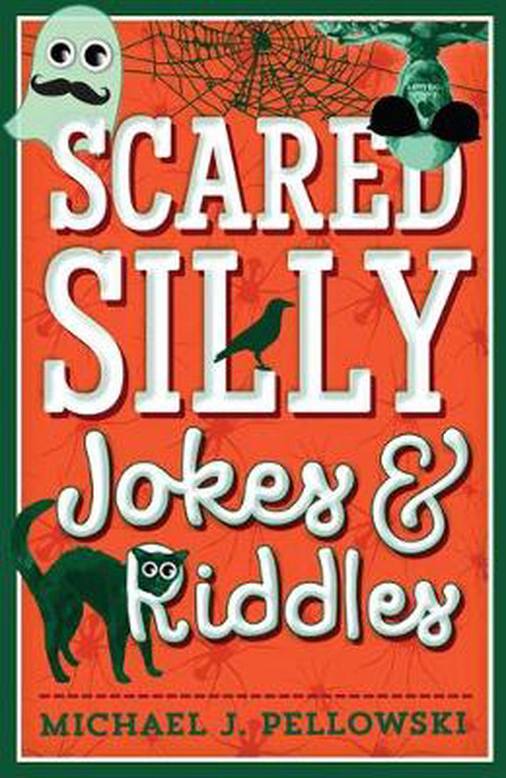 Scared Silly Jokes & Riddles