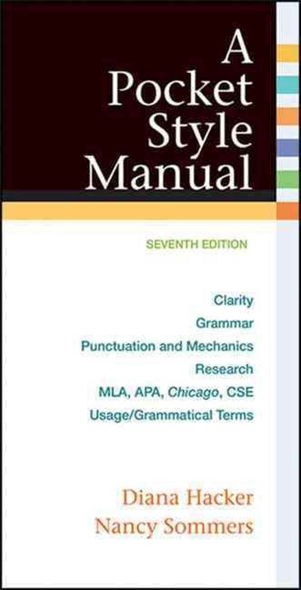 POCKET STYLE MANUAL APA VERSION PDF DOWNLOAD