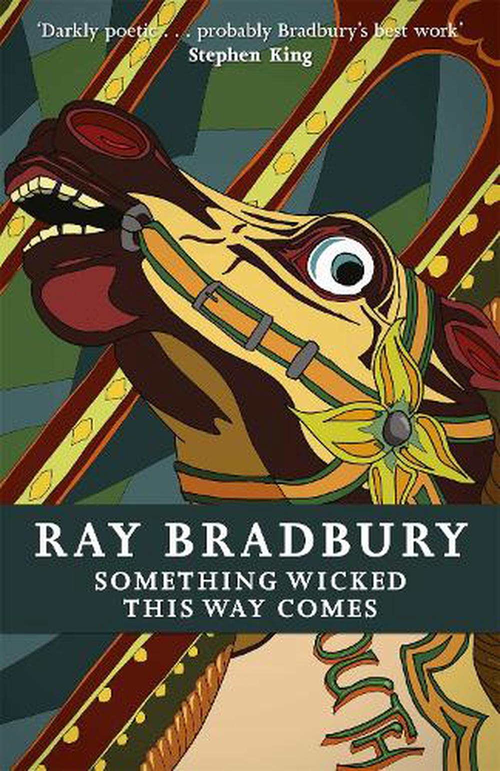 the constant battle between good and evil in something wicked this way comes by ray bradbury The climax of the story something wicked this way comes is the boys are nearly left to fight an ultimate battle of good and evil ray bradbury may.