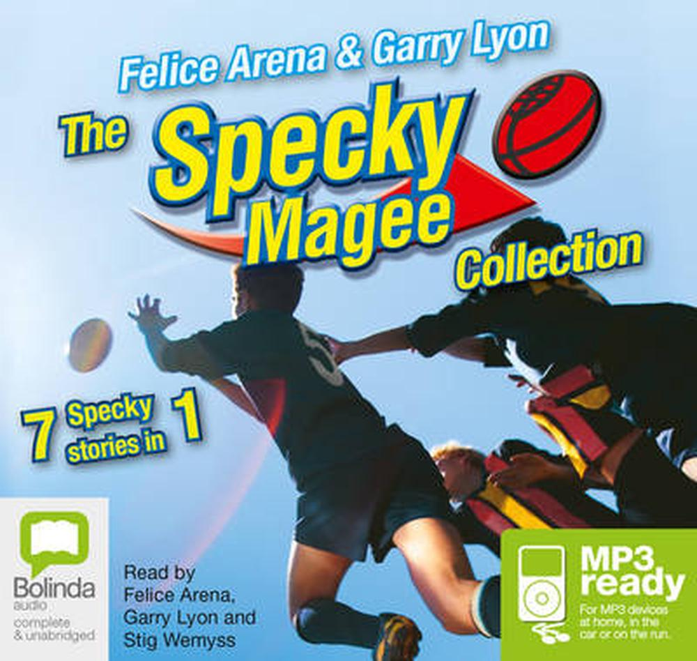 Specky Magee Collection