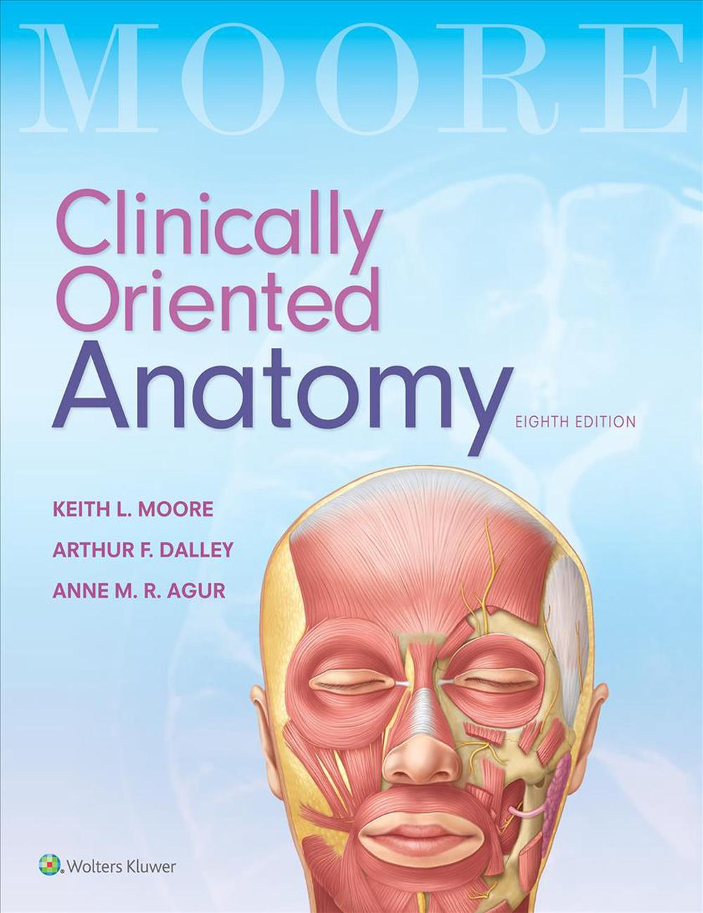 Moore\'s Clinically Oriented Anatomy, 8th Edition by Keith L. Moore ...