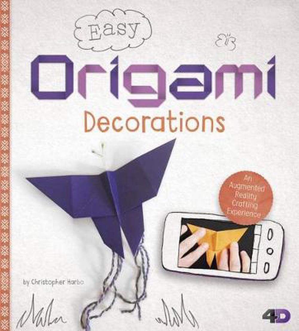 Origami Crafting 4D: Easy Origami Decorations