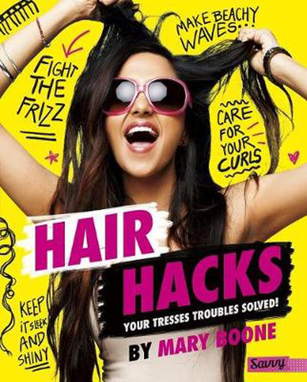 Beauty Hacks: Hair Hacks