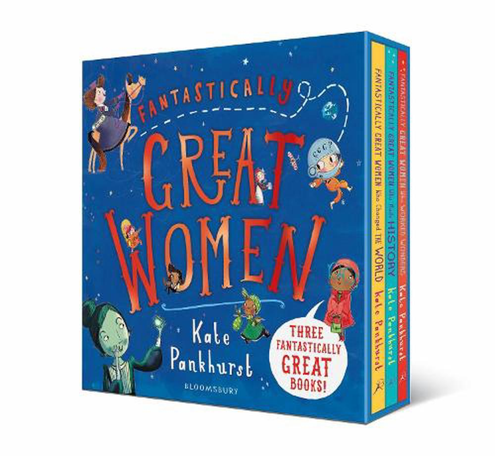 Fantastically Great Women Boxed Set