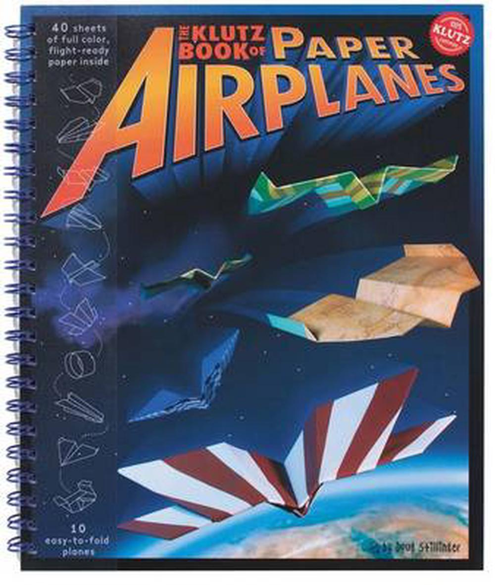 Klutz Book of Paper Airplanes