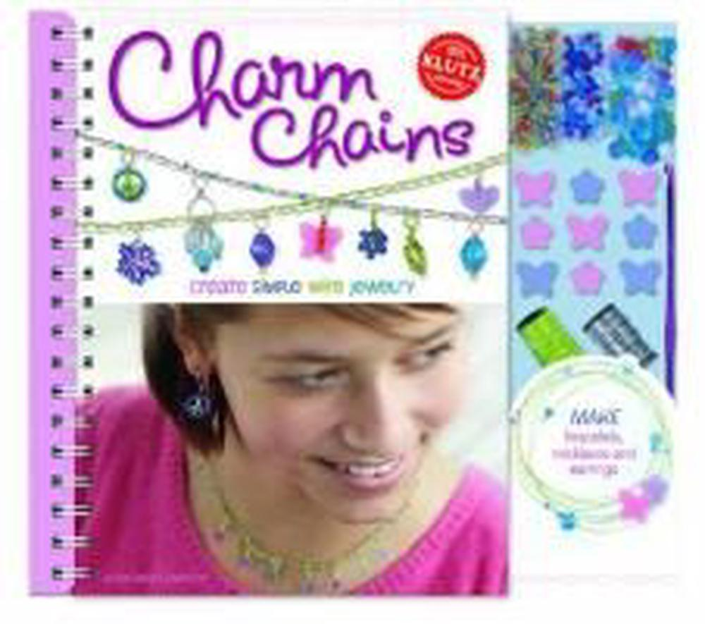 Charm Chains: Create Simple Wire Jewelry