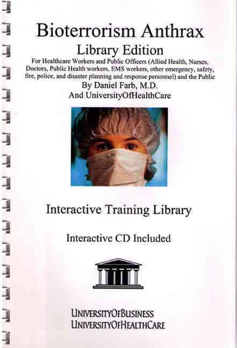 Bioterrorism Anthrax, Library Edition