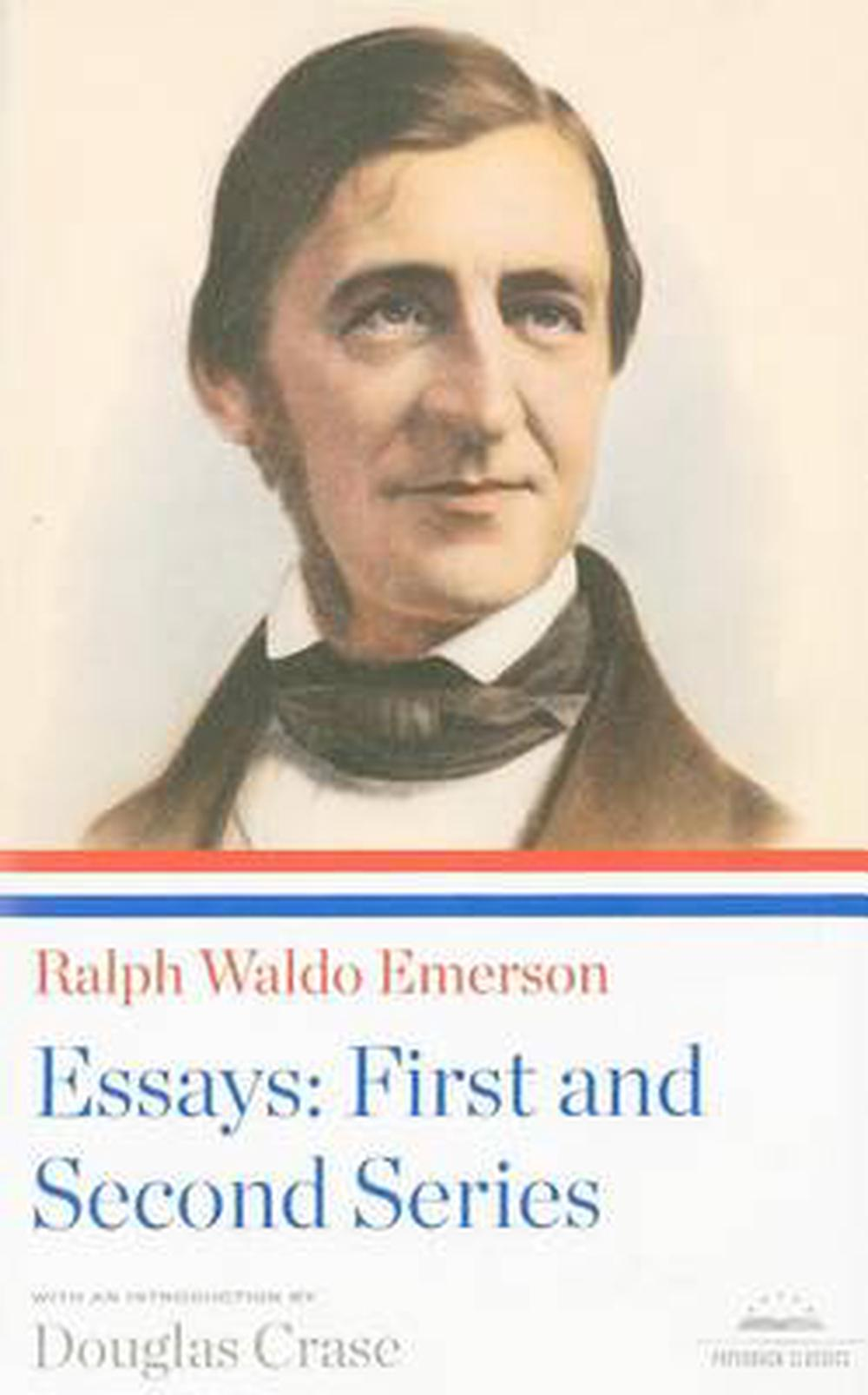 essays by emerson second series Ralph waldo emerson is considered by some to be a crackpot, and by others to be a near genius - somewhere in the middle, i am sure his true importance lies he was an early american philosopher, thinker, and teacher, who wrote lectures, commentaries and poems throughout his life.