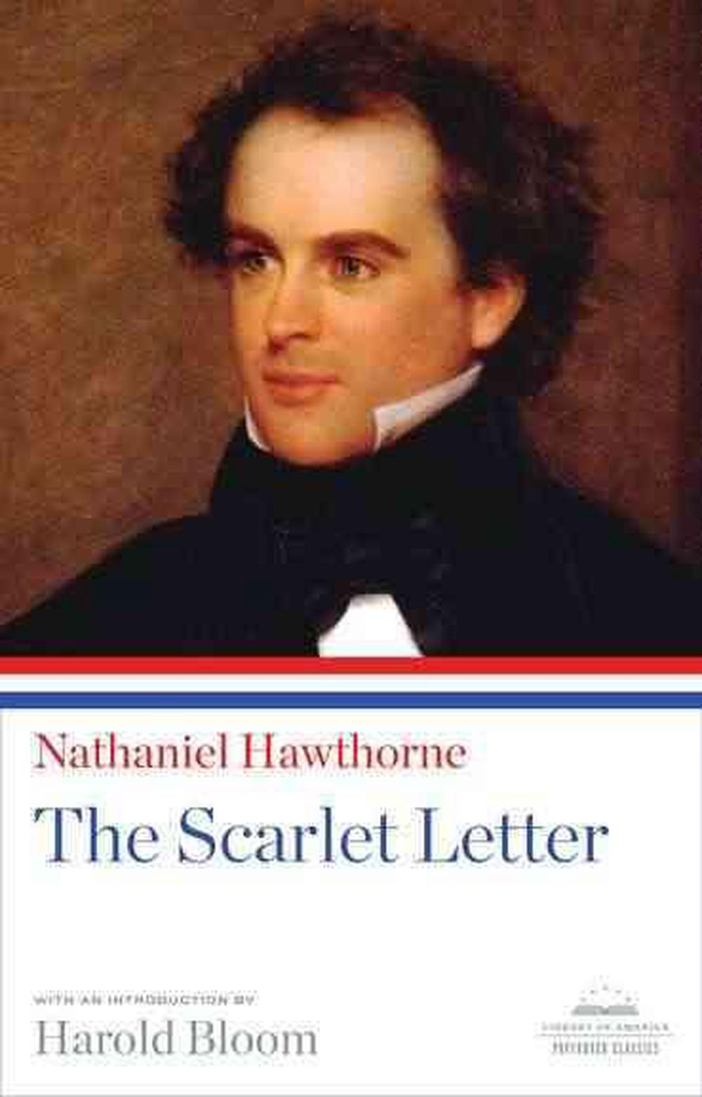 nathaniel hawthrones writing style in the scarlet Yet what i most notice about hawthorne's style is its variety although he always sounds like himself, hawthorne does manipulate his style to suit the subject matter for example, if you examine the scarlet letter , you will find a number of lengthy constructions.