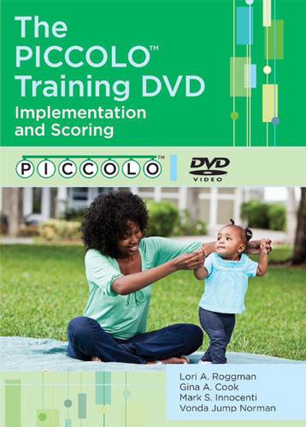 The PICCOLO (TM) Training DVD