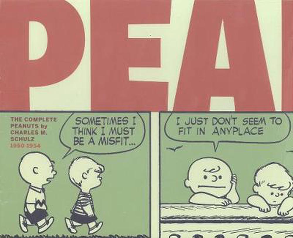 The Complete Peanuts Boxed Set: 1950-1954