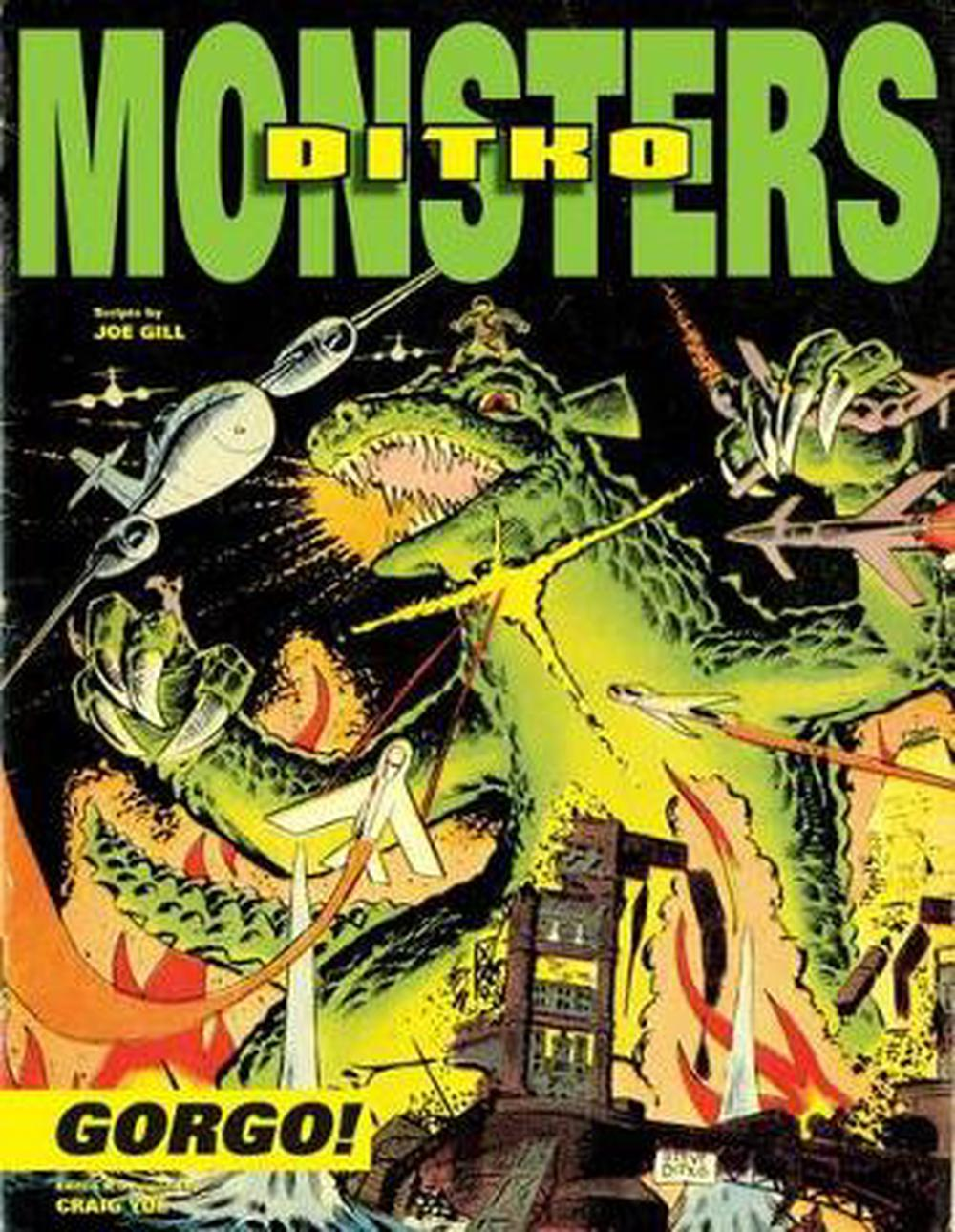 Steve Ditko's Monsters