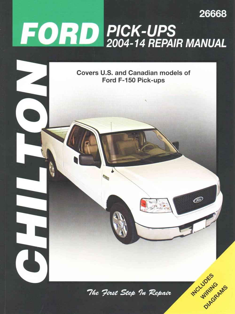 Ford F-150 Pick-Ups (Chilton)