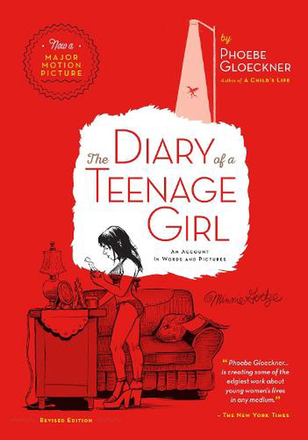 The Diary of a Teenage Girl, Revised Edition: An Account in Words and Pictures