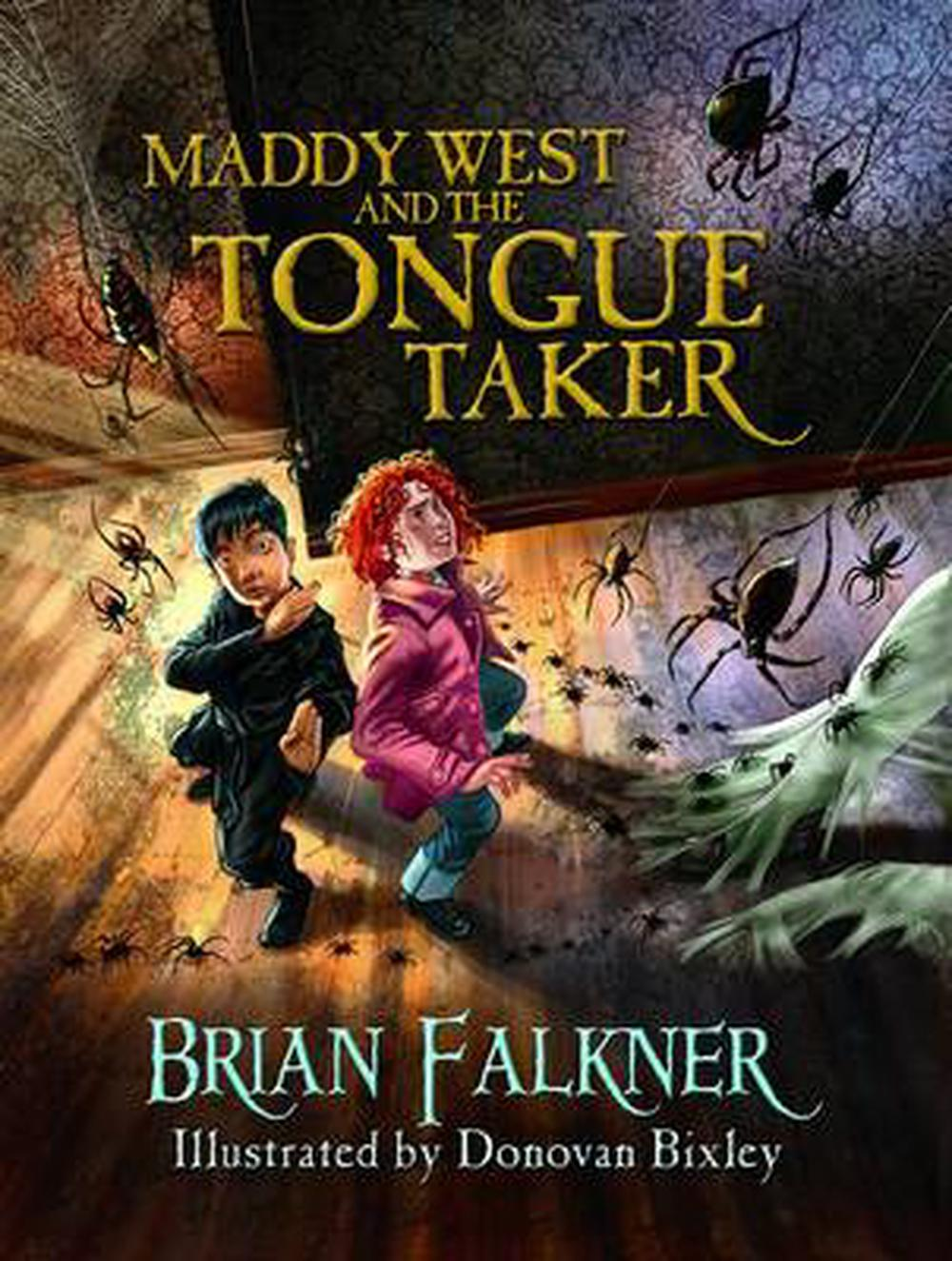 Maddy West & the Tongue Taker
