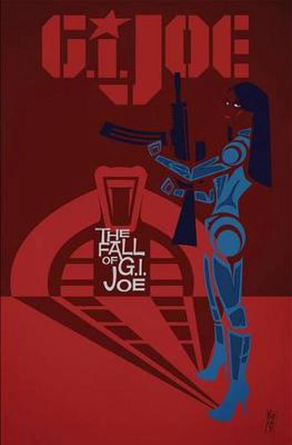 G.i. Joe the Fall of G.i. Joe Volume 1