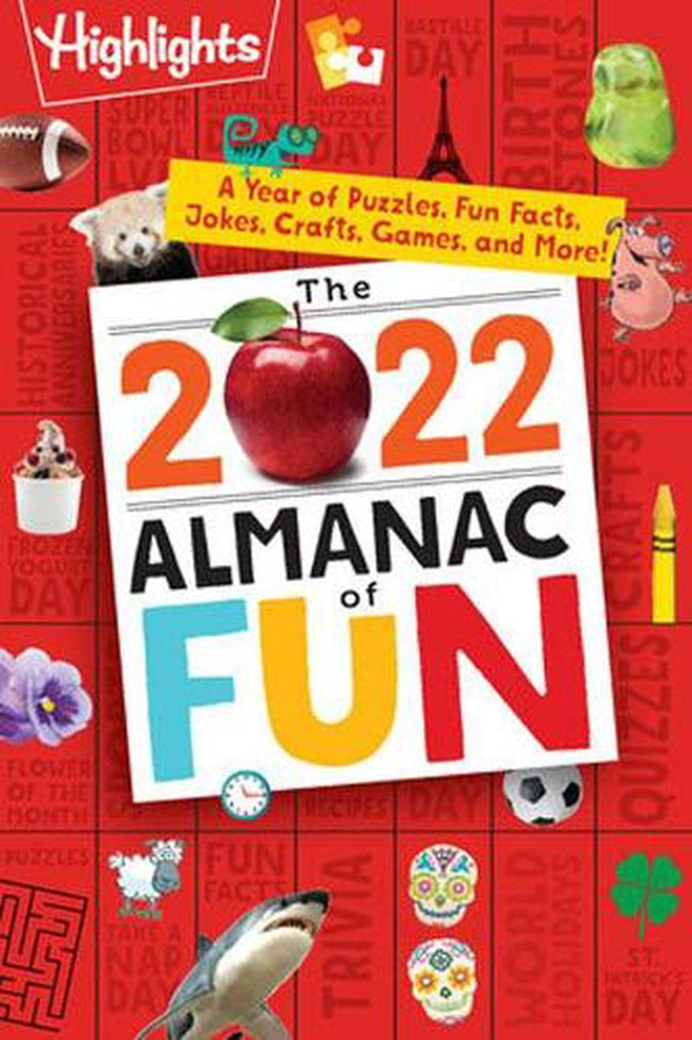 2022 Almanac of Fun