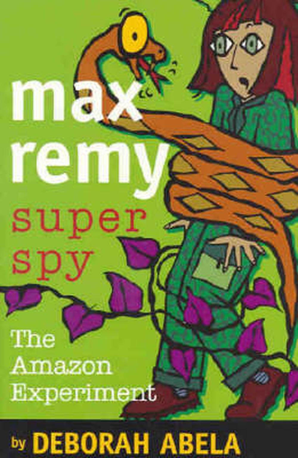 Max Remy Superspy 5